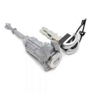 Mazda 2010-2017 door lock cylinder - Imagen 1