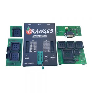 Orange-5 base set