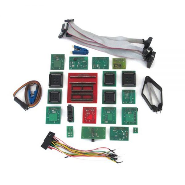 Orange-5 immo package with adaptors set