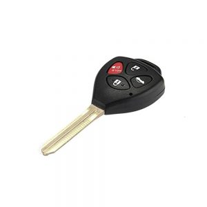 SKU 5706 Toyota 4 but remote key shell