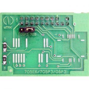 Adapter 68HC(7)05P3/E6
