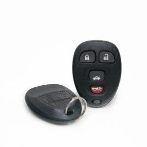 Chevrolet 523 remote case