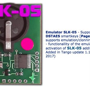 SLK-05 – Emulator DST AES Page 1,39 (requires activation SLK-05 maker)