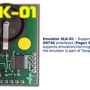 SLK-01 – Emulator DST 40 Bits , Page 1,94,D4