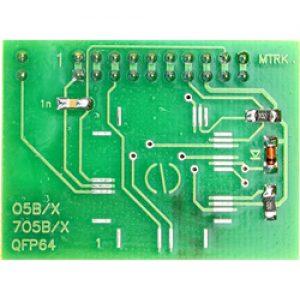 Adapter 05B/X_705B/X QFP64 ROM write