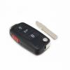 VW Remote Flip Key FOB FCC ID: NBG010180T - Imagen 1