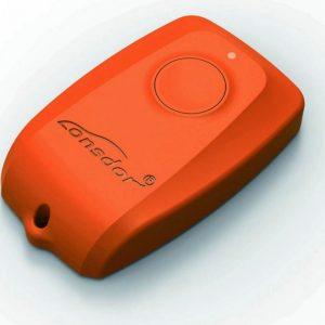 Orange SKE-LT-DSTAES 128 Bit Smart Key Emulator for Lonsdor K518ISE Support Toyota 39H Chip All Keys Lost Offline Calculation
