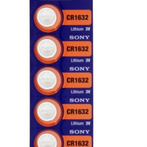 SKU 1604 1632 Sony Battery 5 Pcs Pack