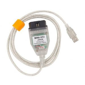 SKU 4315 MINI-VCI J2534 STANDARD OBDII CABLE